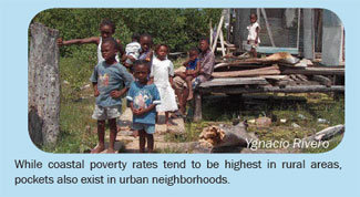 Costal Poverty Rural Areas